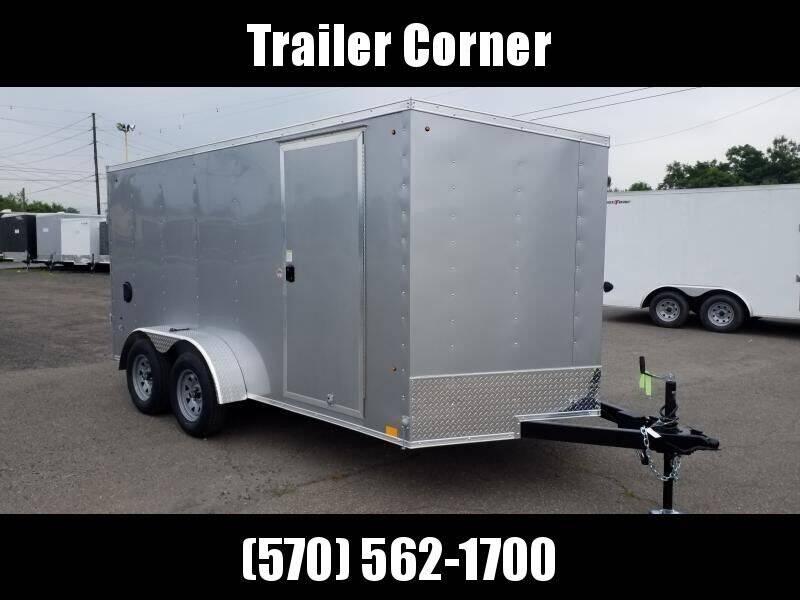 2021 Look Trailers STLC 7X14 RAMP DOOR