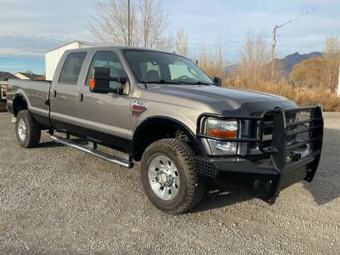 2009 Ford F-350 Super Duty for sale at Shamrock Group LLC #1 in Pleasant Grove UT