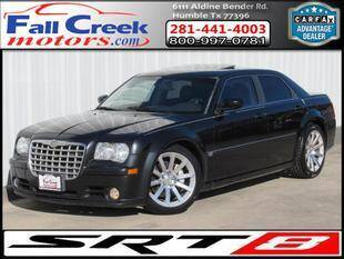 2006 Chrysler 300 for sale at Fall Creek Motor Cars in Humble TX