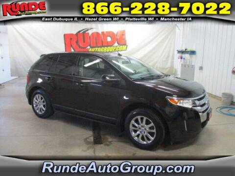 2013 Ford Edge for sale at Runde Chevrolet in East Dubuque IL