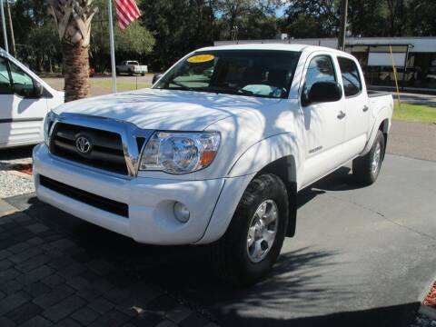 2010 Toyota Tacoma for sale at Affordable Auto Motors in Jacksonville FL
