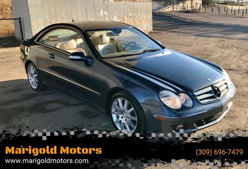 2007 Mercedes-Benz CLK for sale at Marigold Motors, LLC in Pekin IL