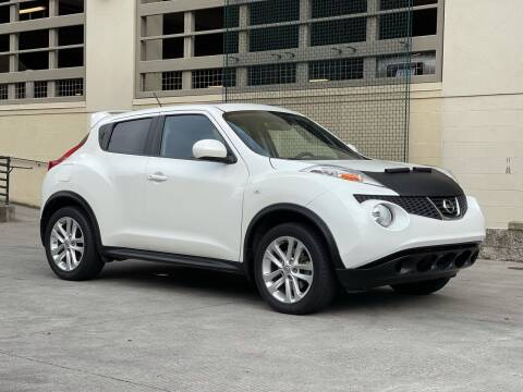2013 Nissan JUKE for sale at LANCASTER AUTO GROUP in Portland OR