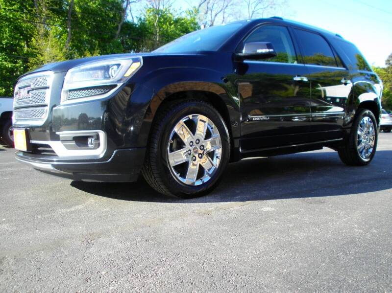 2014 GMC Acadia for sale at Auto Brite Auto Sales in Perry OH