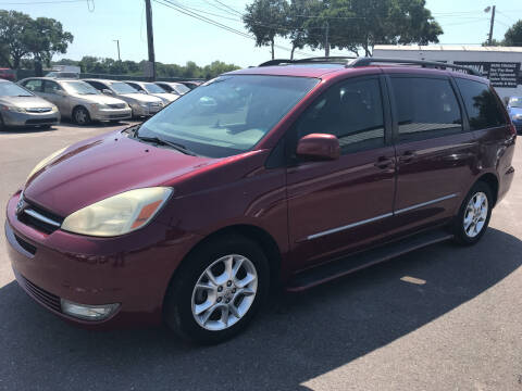 2005 Toyota Sienna for sale at Cartina in Tampa FL