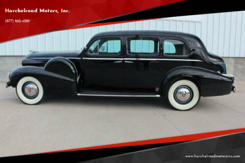 1939 Cadillac Fleetwood for sale at Harchelroad Motors, Inc. in Wauneta NE