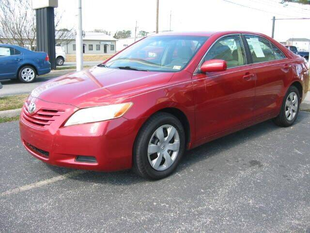 2007 Toyota Camry for sale at HL McGeorge Auto Sales Inc in Tappahannock VA