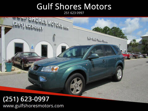 2007 Saturn Vue for sale at Gulf Shores Motors in Gulf Shores AL