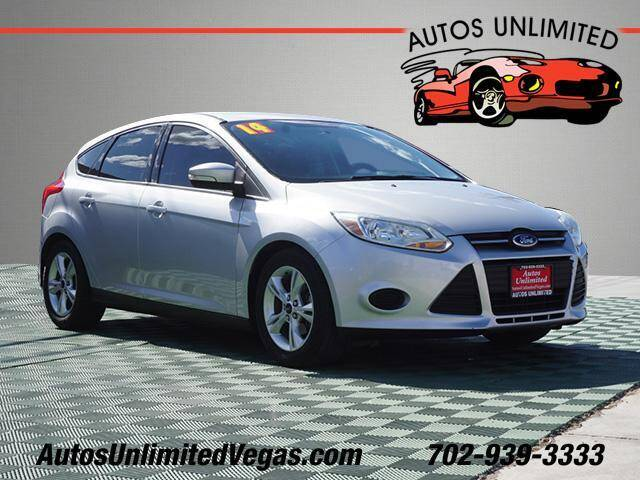2014 Ford Focus for sale at Autos Unlimited in Las Vegas NV