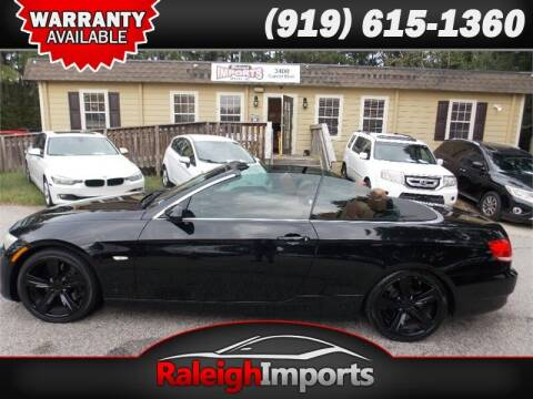 2008 BMW 3 Series for sale at Raleigh Imports in Raleigh NC