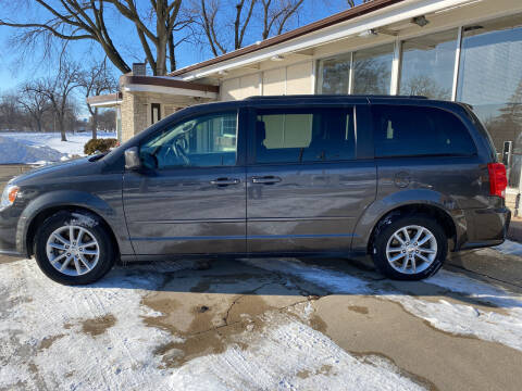 2016 Dodge Grand Caravan for sale at Midway Car Sales in Austin MN