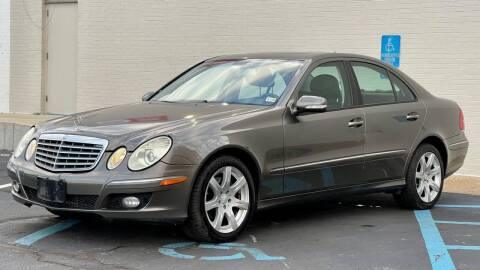 2008 Mercedes-Benz E-Class for sale at Carland Auto Sales INC. in Portsmouth VA