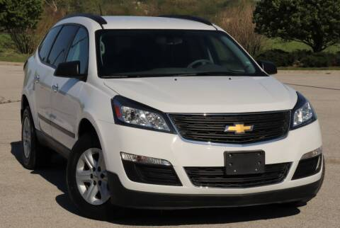 2017 Chevrolet Traverse for sale at Big O Auto LLC in Omaha NE