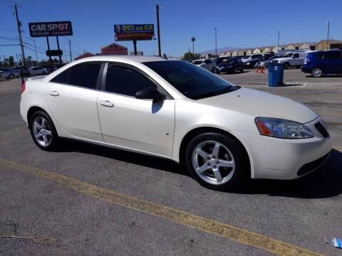 2009 Pontiac G6 for sale at Car Spot in Las Vegas NV