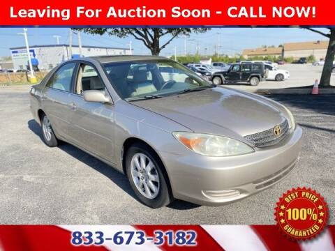 2002 Toyota Camry for sale at Glenbrook Dodge Chrysler Jeep Ram and Fiat in Fort Wayne IN