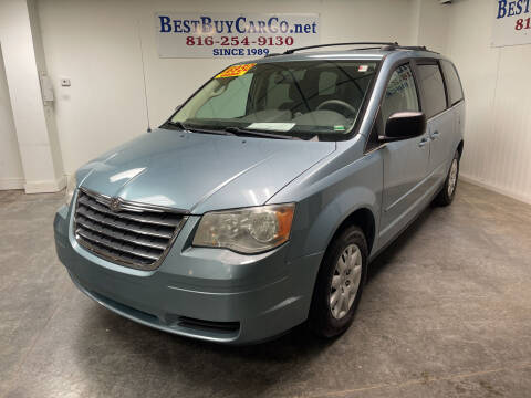 2010 Chrysler Town and Country for sale at Best Buy Car Co in Independence MO