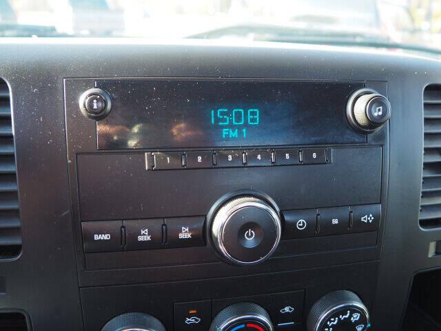 2012 Chevrolet Silverado 1500 Work Truck - Cortland OH