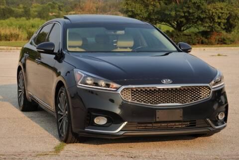 2018 Kia Cadenza for sale at Big O Auto LLC in Omaha NE