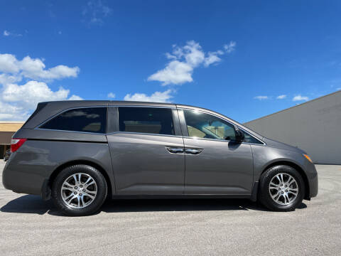 2013 Honda Odyssey for sale at Magana Auto Sales Inc in Aurora IL