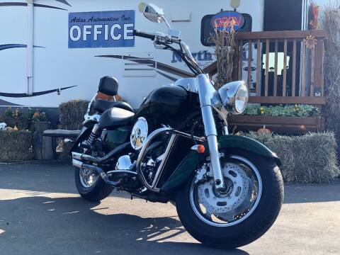 2003 Kawasaki Vulcan VN1600 A1 Classic for sale at Atlas Automotive Sales in Hayden ID