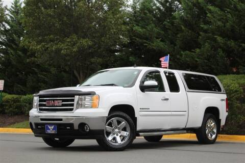 2012 GMC Sierra 1500 for sale at Quality Auto in Sterling VA