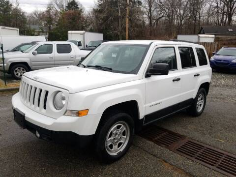 2012 Jeep Patriot for sale at AMA Auto Sales LLC in Ringwood NJ