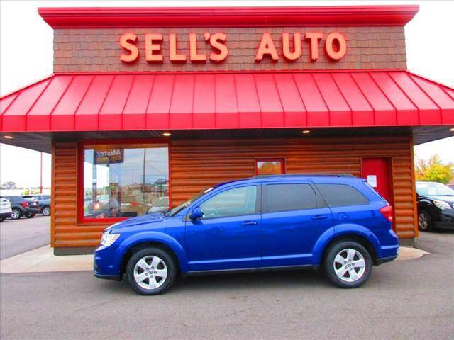 2012 Dodge Journey for sale at Sells Auto INC in Saint Cloud MN