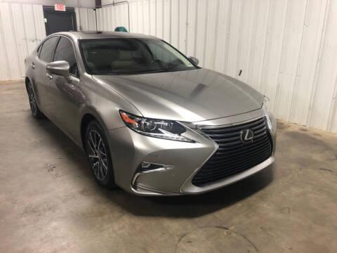 2017 Lexus ES 350 for sale at Matt Jones Motorsports in Cartersville GA