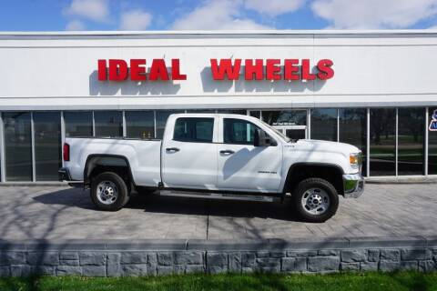 2019 GMC Sierra 2500HD for sale at Ideal Wheels in Sioux City IA