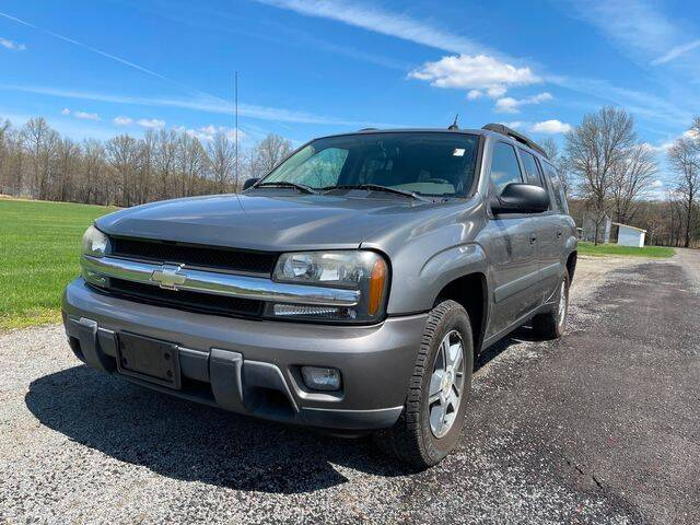 2005 Chevrolet TrailBlazer EXT for sale at GOOD USED CARS INC in Ravenna OH