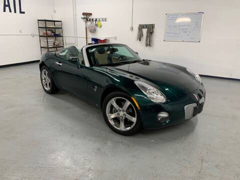 2007 Pontiac Solstice for sale at The Car Buying Center in St Louis Park MN