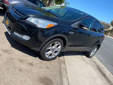 2013 Ford Escape for sale at Beyer Enterprise in San Ysidro CA