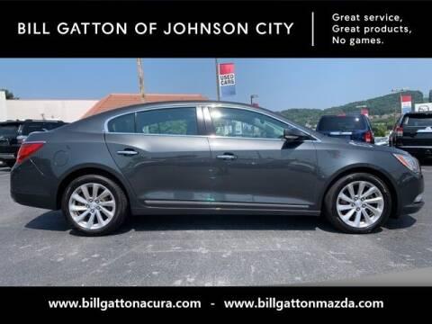 2016 Buick LaCrosse for sale at Bill Gatton Used Cars - BILL GATTON ACURA MAZDA in Johnson City TN