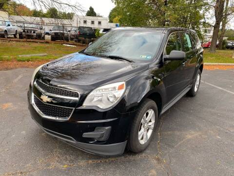 2014 Chevrolet Equinox for sale at Car Plus Auto Sales in Glenolden PA