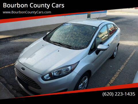 2018 Ford Fiesta for sale at Bourbon County Cars in Fort Scott KS