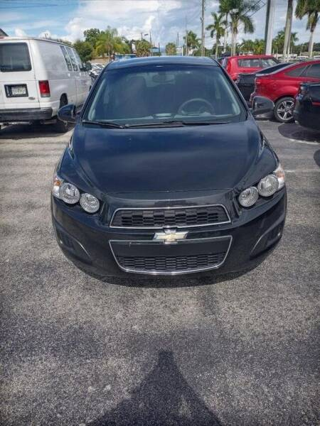 2016 Chevrolet Sonic for sale at Denny's Auto Sales in Fort Myers FL