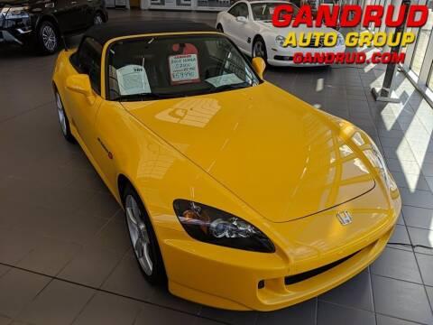 2008 Honda S2000 for sale at Gandrud Dodge in Green Bay WI