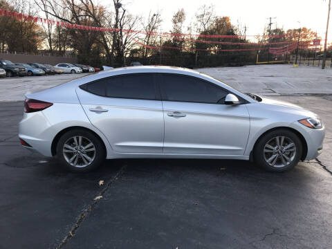 2018 Hyundai Elantra for sale at IMPALA MOTORS in Memphis TN