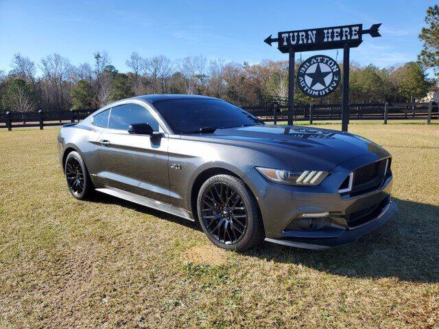 2017 Ford Mustang for sale at Bratton Automotive Inc in Phenix City AL