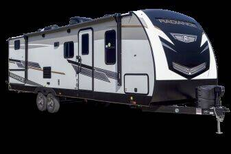 2021 RADIANCE 21 rear bath / king bed for sale at Oregon RV Outlet LLC - Travel Trailers in Grants Pass OR