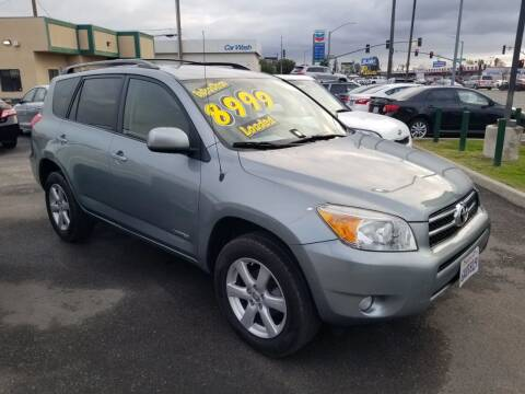 2008 Toyota RAV4 for sale at Showcase Luxury Cars II in Pinedale CA