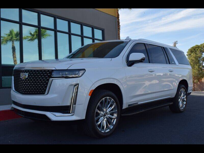 2021 Cadillac Escalade ESV for sale in Las Vegas, NV