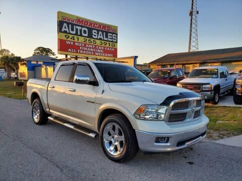 2009 Dodge Ram Pickup 1500 for sale at Mox Motors in Port Charlotte FL