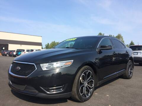 2015 Ford Taurus for sale at Delta Car Connection LLC in Anchorage AK