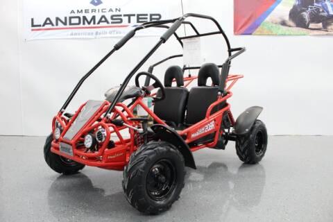 2021 HAMMERHEAD OFF-ROAD MUDHEAD 208R Go Kart for sale at Lansing Auto Mart in Lansing KS
