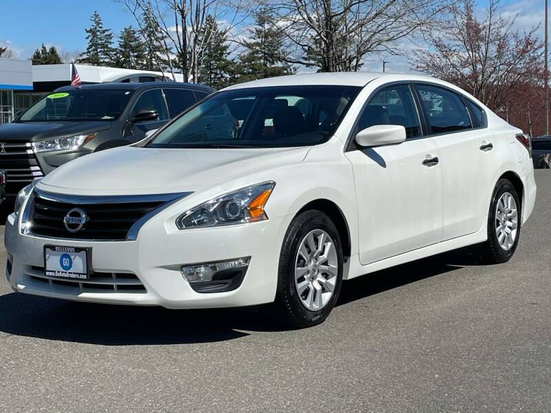 2014 Nissan Altima for sale at GO AUTO BROKERS in Bellevue WA