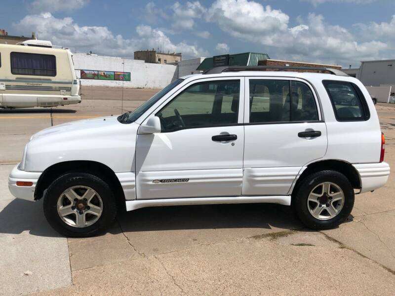 2004 Chevrolet Tracker for sale at Spady Used Cars in Holdrege NE
