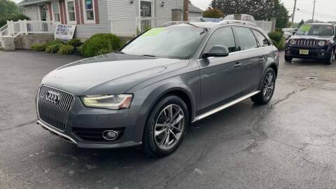 2013 Audi Allroad for sale at RBT Automotive LLC in Perry OH