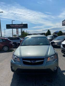 2009 Subaru Outback for sale at Washington Auto Group in Waukegan IL
