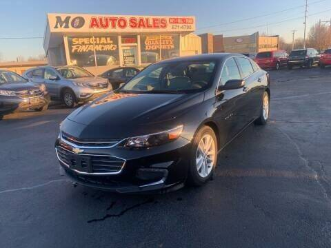 2018 Chevrolet Malibu for sale at Mo Auto Sales in Fairfield OH